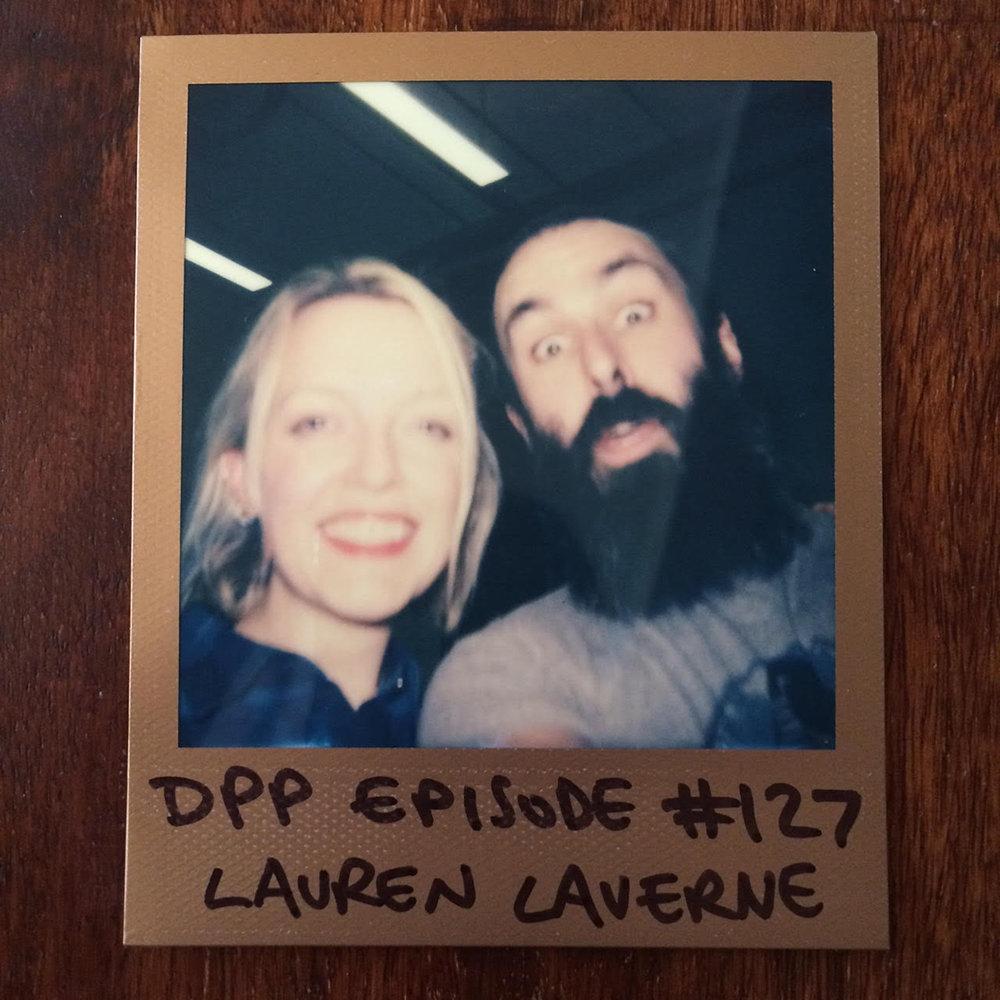 DPP 127 - Lauren Laverne