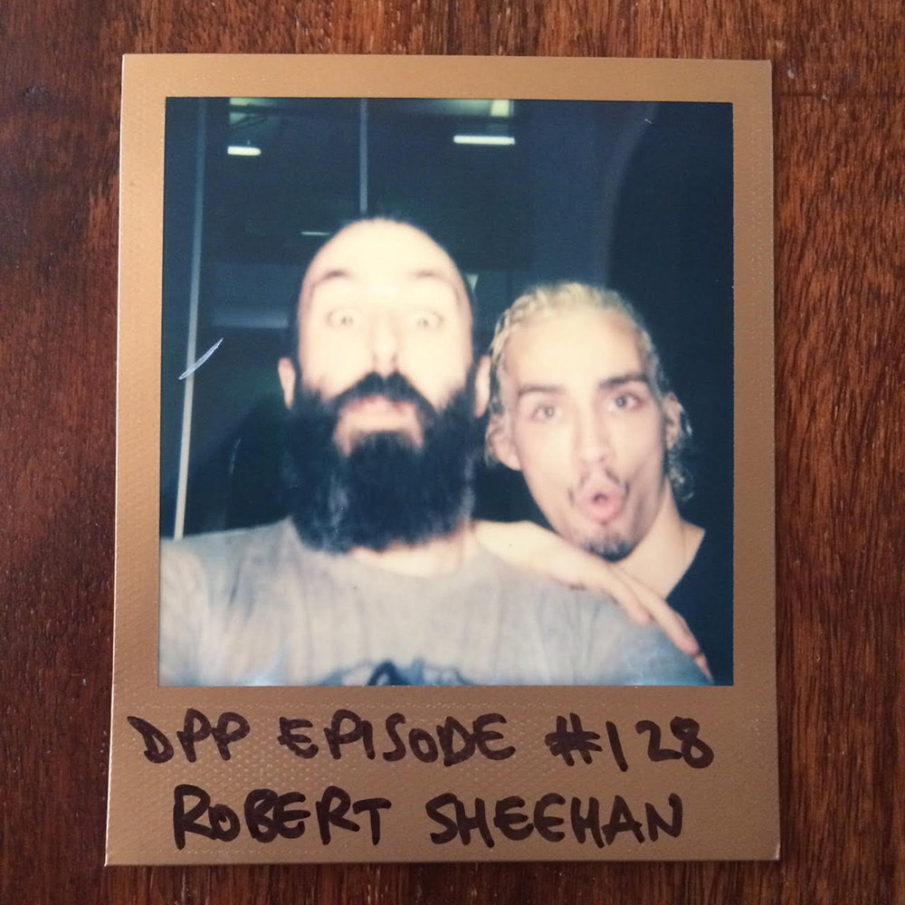 DPP 128 -  Robert Sheehan