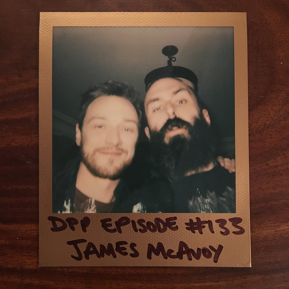 DPP 133 -  James McAvoy