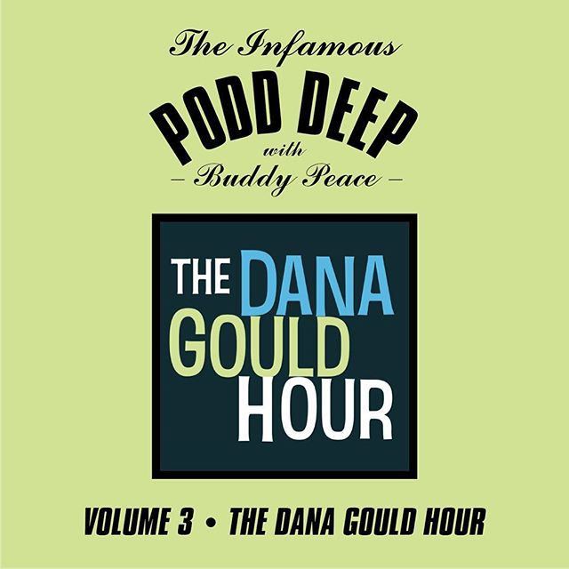 PODD DEEP VOLUME 3! This week I'm going in deep on the @danagould podcast, 'The Dana Gould Hour'. While I absolutely don't even come close to scratching the surface on a podcast that's been going strong and steady since 2012, I can safely say this will either confirm/affirm your love of it already or - with any luck - introduce a new show to your listening agenda. It's a favourite of mine and I've been listening since episode 1, so have a peep and see what you reckon eh? —-LINK IN MY BIO!—-
