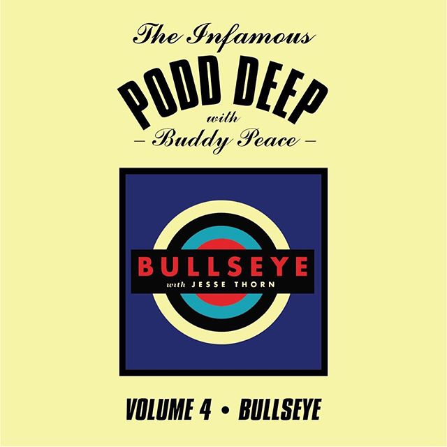 PODD DEEP VOLUME 4 is now up! I'm going in on the marvellous Bullseye, hosted by Jesse Thorn on the @maxfunhq network. A thoroughly entertaining magazine show with genuinely fascinating guests and really great segments, and just an all round heavy hitter. Go peep! Links in my biog X ~~~^~~~ #podcasts #podcast #blog #podddeep #bullseye #jessethorn #maximumfun