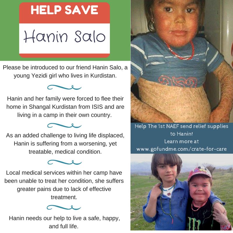 #HelpSaveHaninSalo