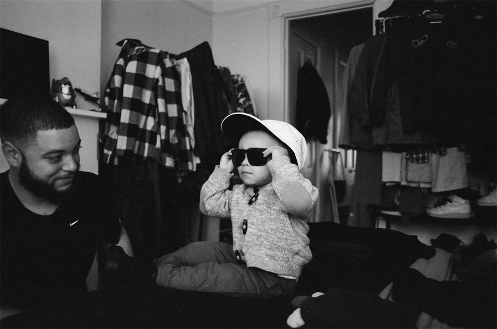 Cool Shades; Aaron Rhodan