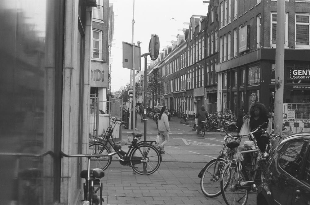 Amsterdam; Aaron Rhodan