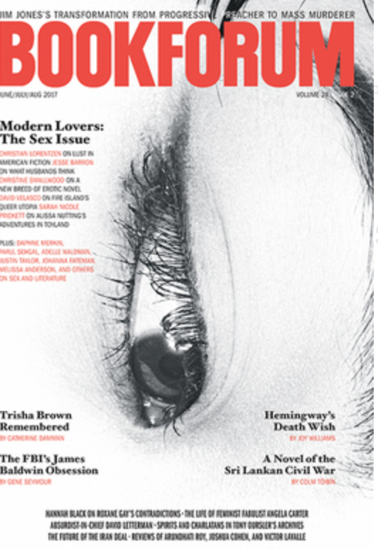 Bookforum Cover