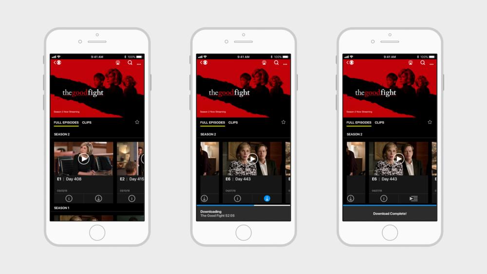 Cbs app download & play — daryl harris.
