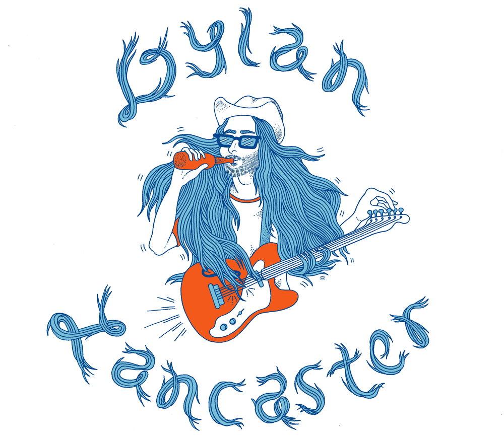 Branding for  Dylan Lancaster