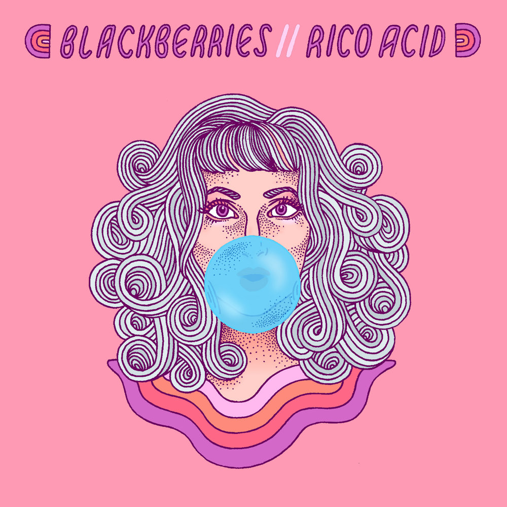 Blackberries / Rico Acid
