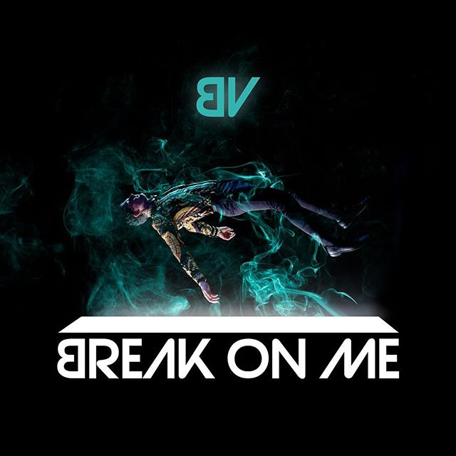 """Bond Villain's newest single, """"'Break On Me' ft. @kimberleylocke, is coming out tomorrow!!! Check out @gabecrawford's article on Vinyl Culture tomorrow to hear the track!! Sleep well my friends, tomorrow you've got a new song for the #BondVillain playlist.🗡 Photo credit to Mistina And Luke from @lottastudio ❤️ #Albumcover #newmusic #comingsoon #friday #ff #Bond #Villain #Recording #localartist #NewHaven"""