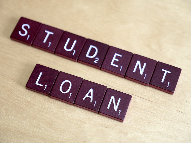 Student loan debt can be good or bad. Photo credit: LendingMemo / Creative Commons Attribution 2.0 Generic (CC BY 2.0)