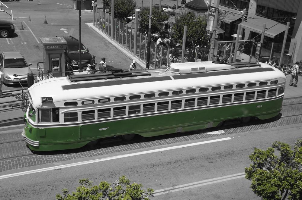 San Francisco May 2013 2016jpg Street Cars