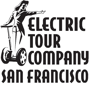 Electric Tour Company Fisherman's Wharf Logo