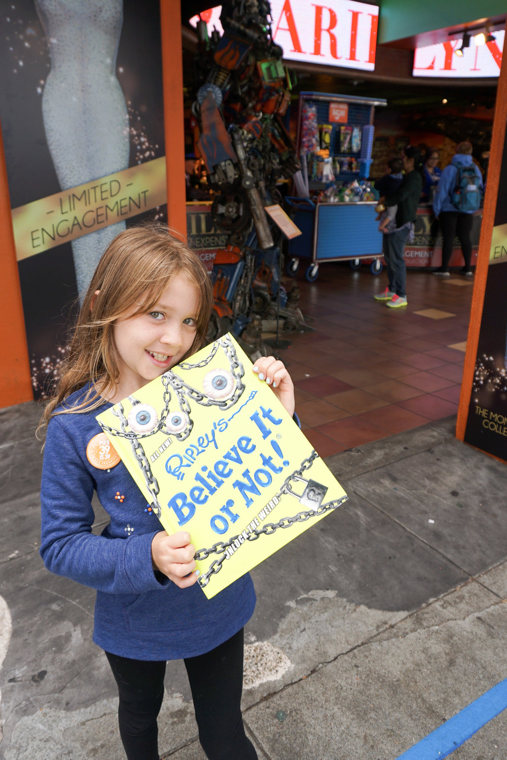 Ripley's Believe It or Not! at Fisherman's Wharf