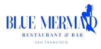 Fisherman's Wharf Treasure Hunt - Blue Mermaid Logo