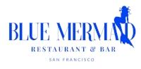 Fisherman's Wharf Treasure Hunt - Blue Mermaid Logo