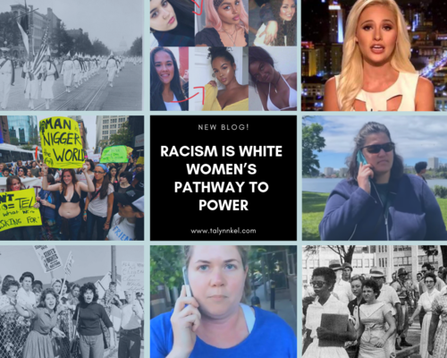 women and racism