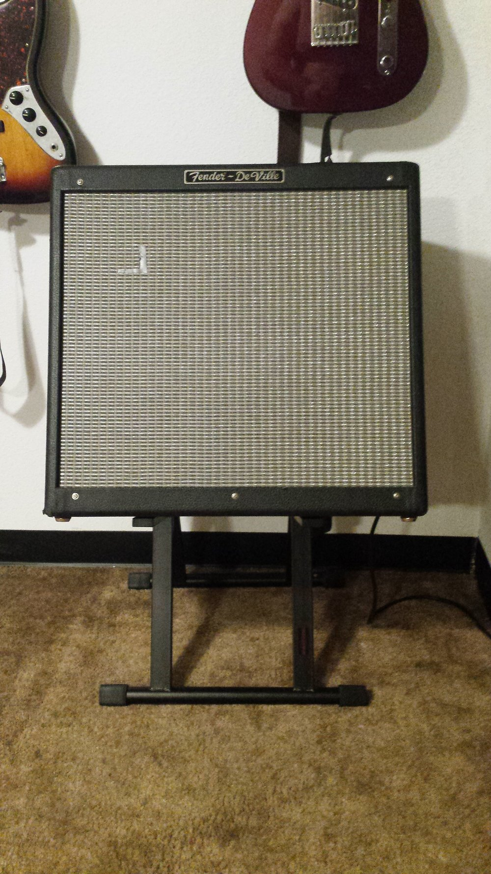 This stand may be the best $30 you can invest into your band.
