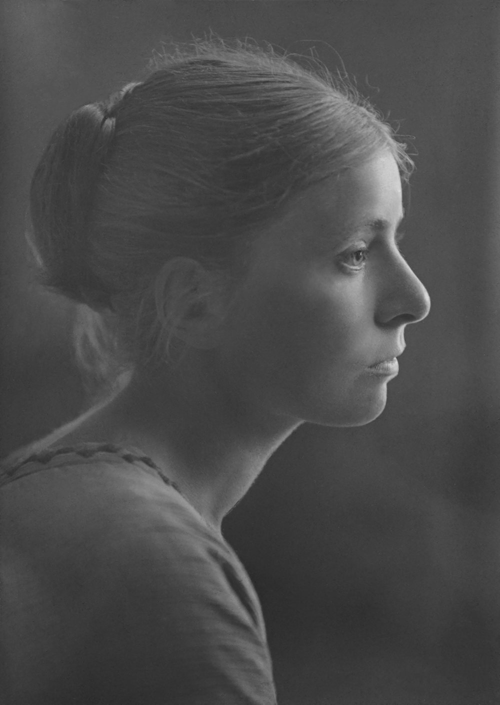 Gertrude Bardenhewer, Rostock, 1922