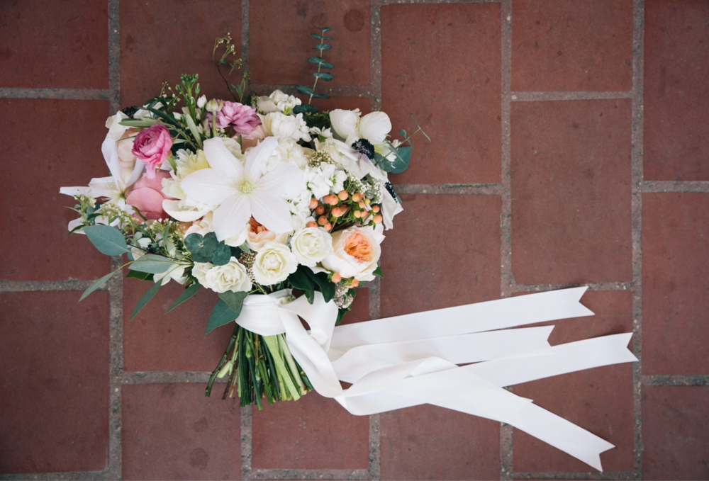 Spring Inspired Bouquet for Allison Britt | Photo:   Tim Redman