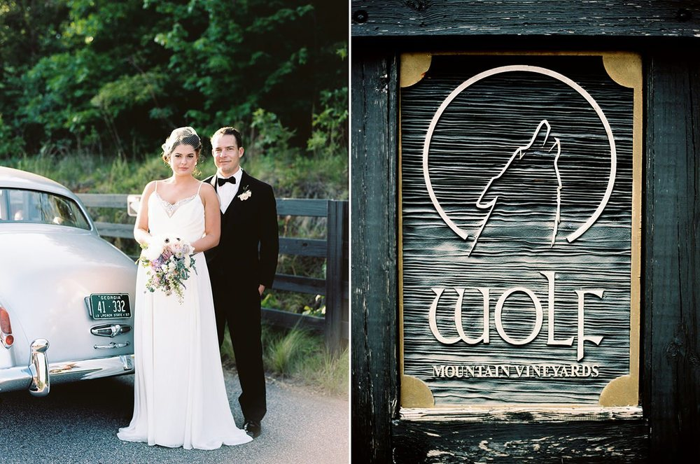 Cottrell Photography  |  Wolf Mountain Vineyards