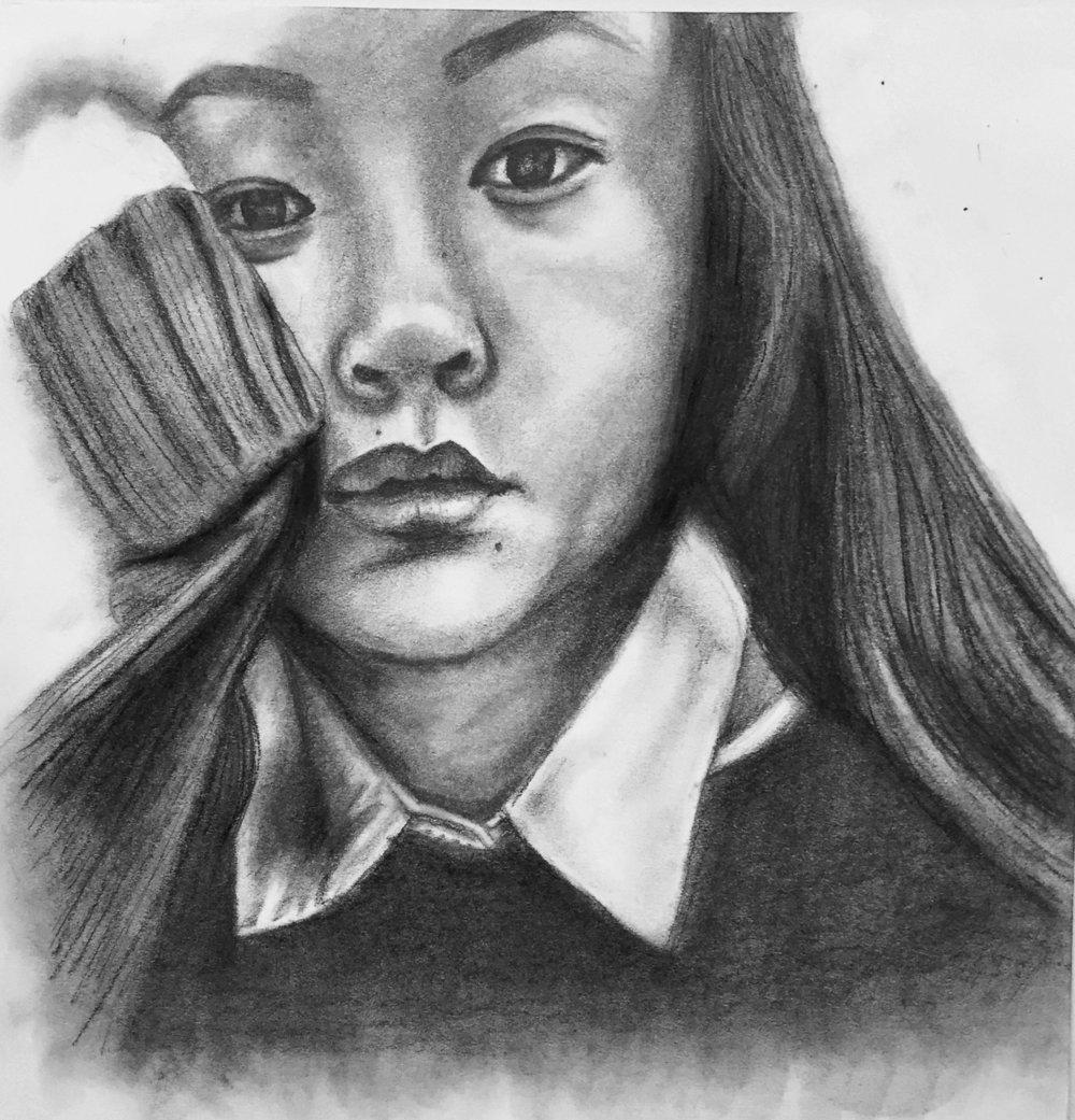 Self Portrait, 2014.