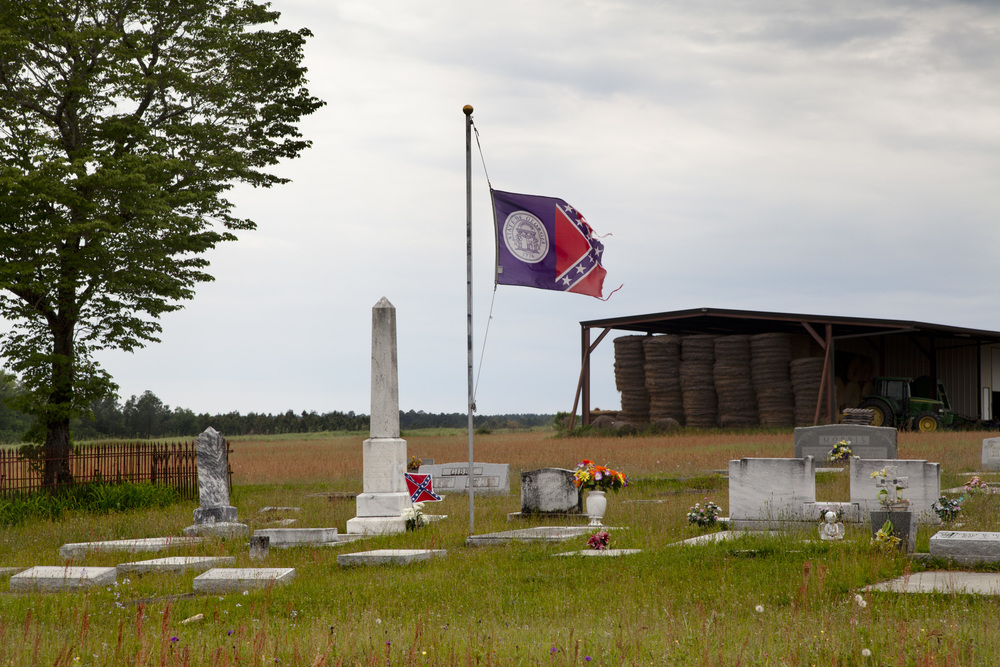 Cemetery, 2010