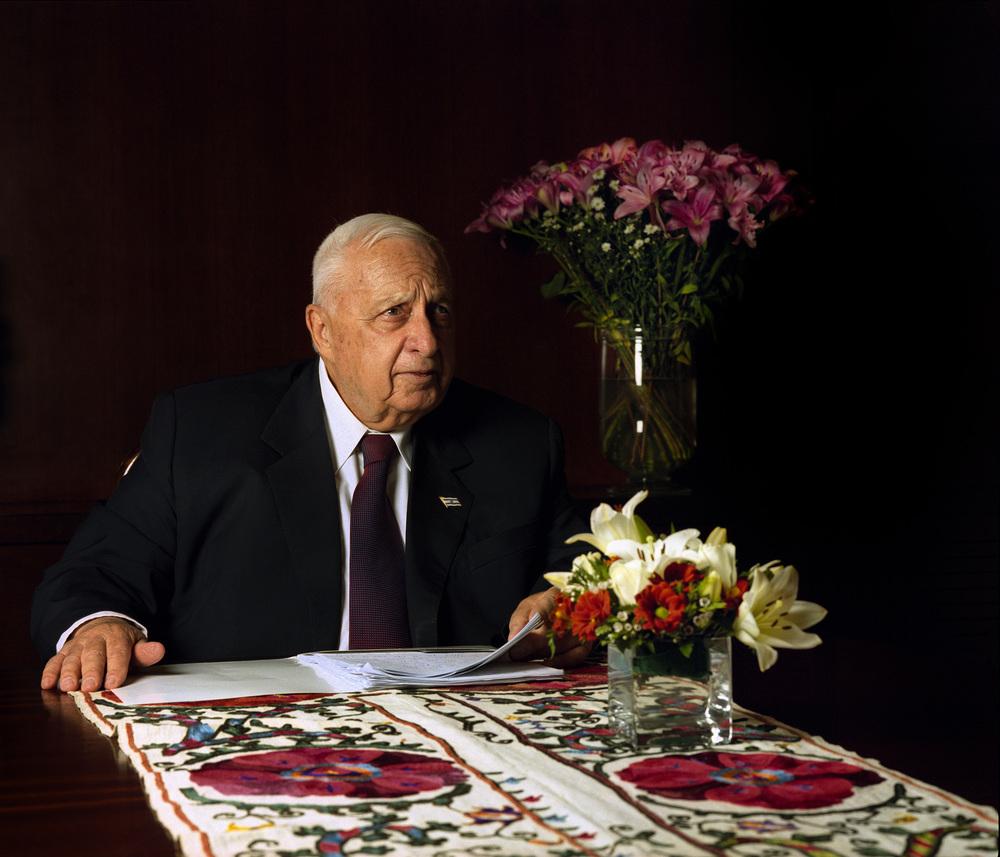 Prime Minister Ariel Sharon