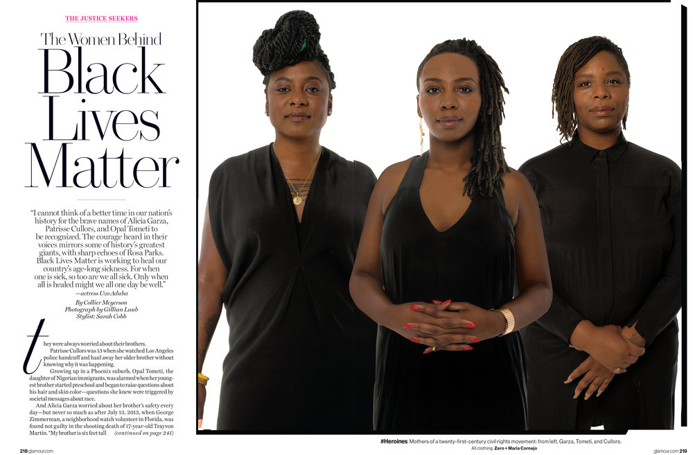 Co-Founders of Black Lives Matter / Women of the Year