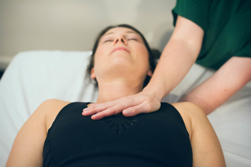 Craniosacral Therapy - An osteopathic approach...