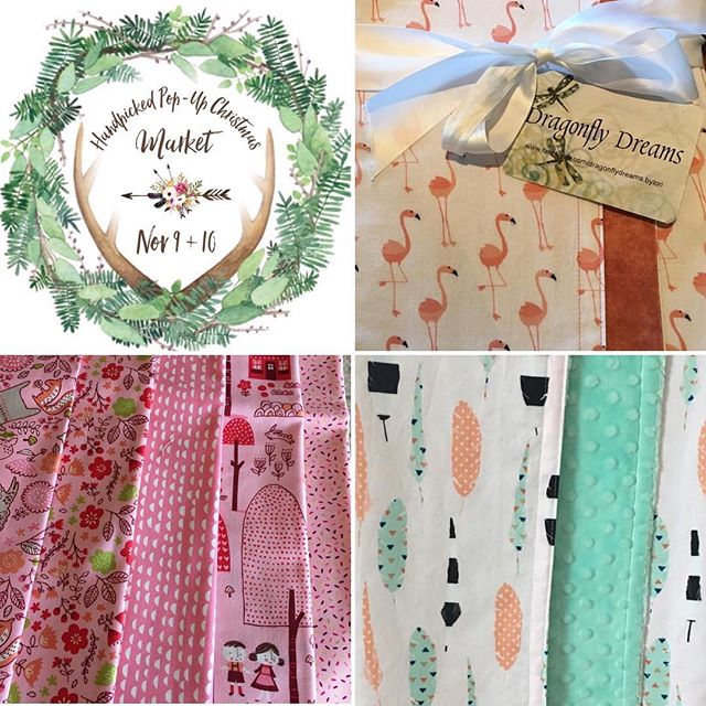 ✨VENDOR spotlight✨ @dragonflydreamsbylori has all the darling patterns for crib sheets and minki blankets 💕 . . . . #handpickedvintagemarket #popup #handpicked #vintage #market #vancouver #fraservalley #lowermainland #abbotsford #exploreabbotsford #shop #rustic #country #boho #handmade #supportlocal #weekend #homedecor #spring #chilliwack #mission #mapleridge #langely #cloverdale #surrey #whiterock #christmas #farmhouse #vintage