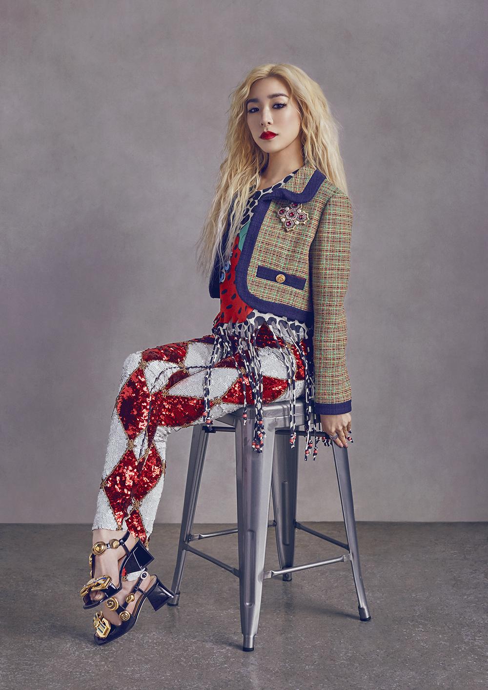 Tiffany Young x Glass Magazine Spring 19