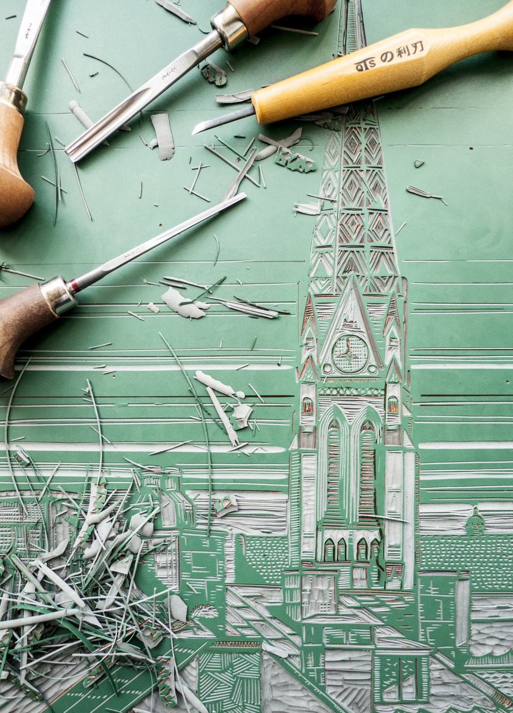stockholm-st-johannes-kyrka-church-reduction-linocut-carving-b.jpg
