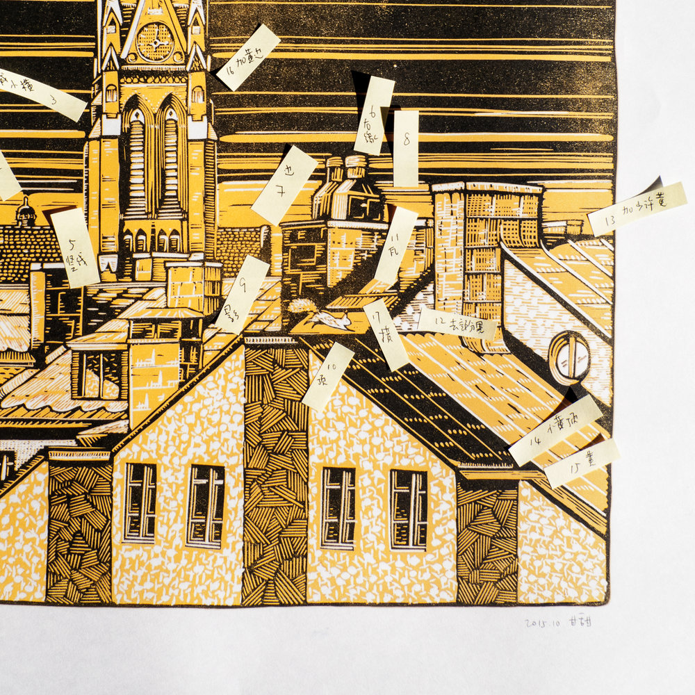 stockholm-st-johannes-kyrka-church-reduction-linocut-proofing.jpg