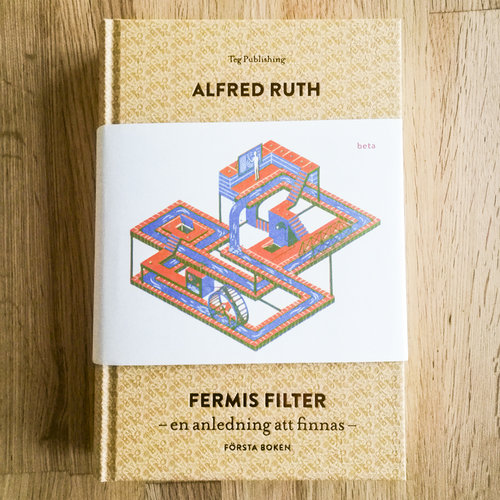 Cover Illustration for Fermis Filter