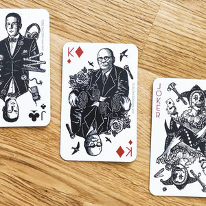 Clas Ohlson Playing Cards