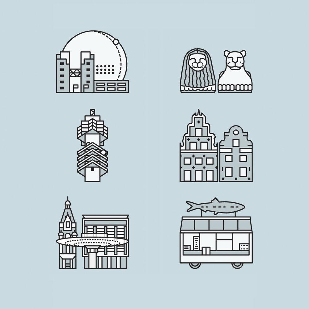 Stockholm Icon Set