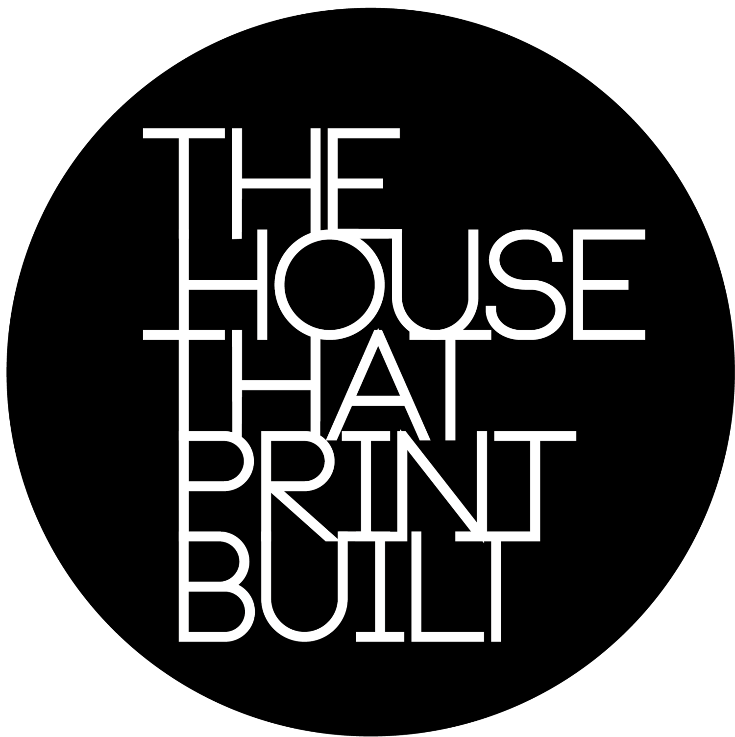 THE HOUSE THAT PRINT BUILT