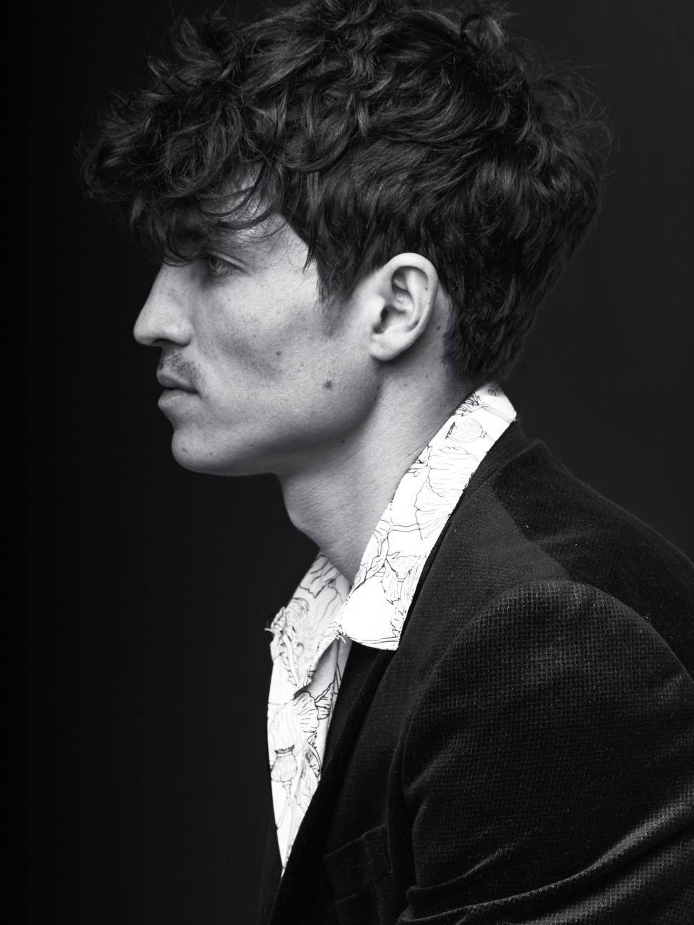Shirt: Topman Blazer: Zara Studio