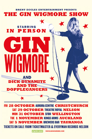 Gin Wigmore