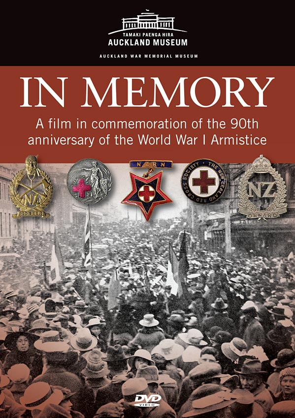 IN MEMORY - DOCUMENTARY - DVD
