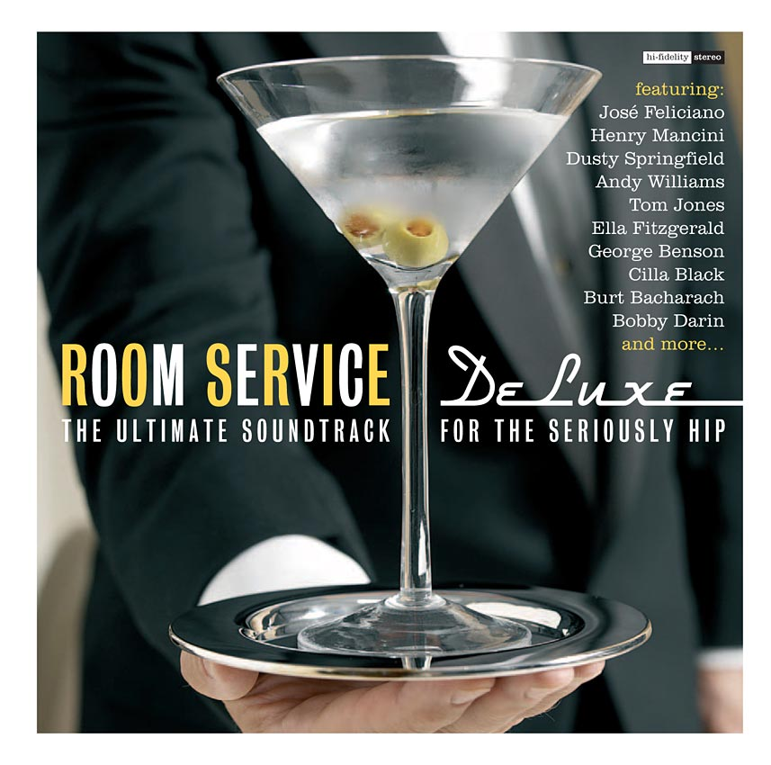 VARIOUS ARTISTS - ROOM SERVICE DELUXE- COMPILATION