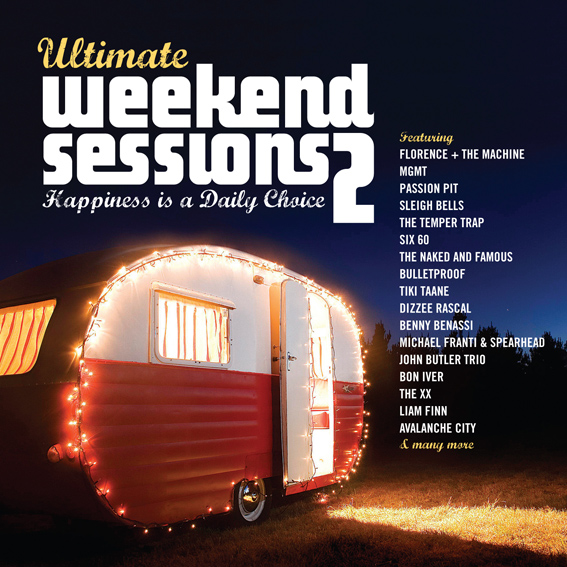 VARIOUS ARTISTS - WEEKEND SESSIONS 2 - COMPILATION