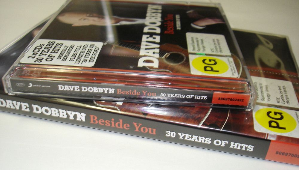 DAVE DOBBYN - BESIDE YOU - ALBUM / DVD