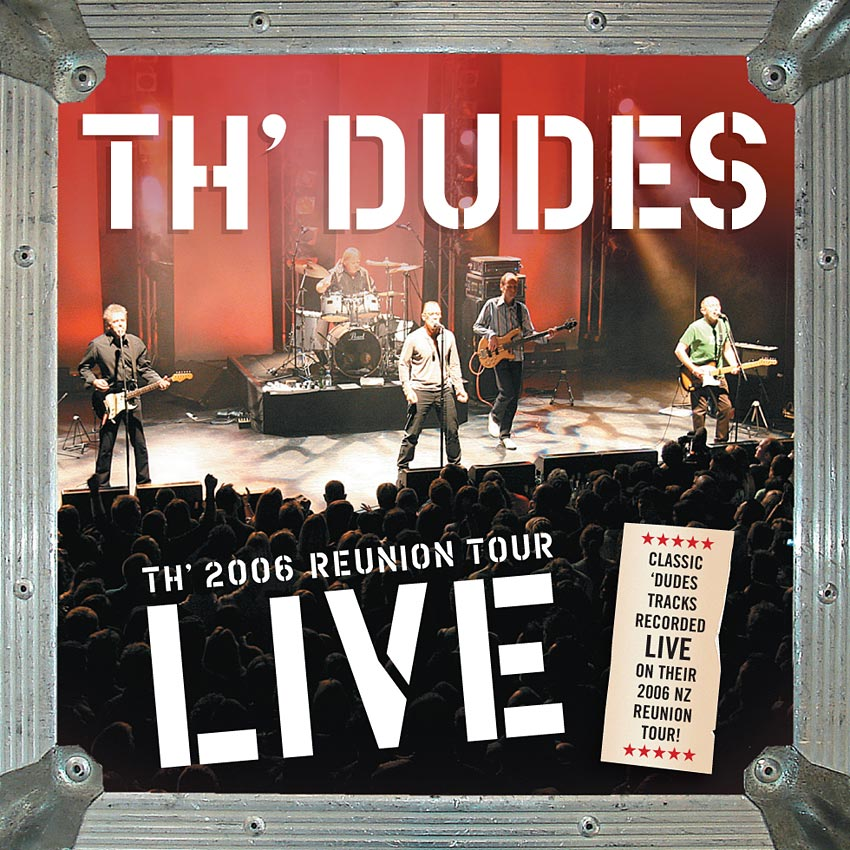 TH' DUDES - LIVE - ALBUM