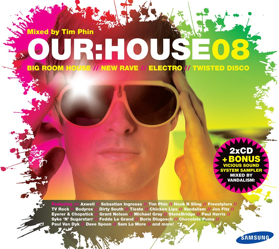 VARIOUS ARTISTS - OUR HOUSE 08 - COMPILATION