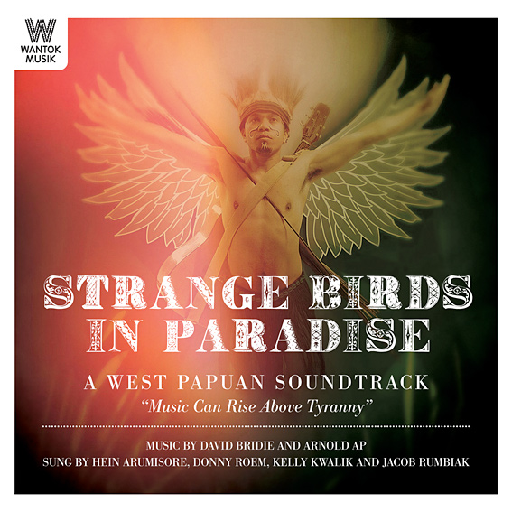 Various Artists - Strange Birds In Paradise - Soundtrack Album