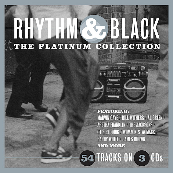 Rhythm & Black - The Platinum Collection - Album