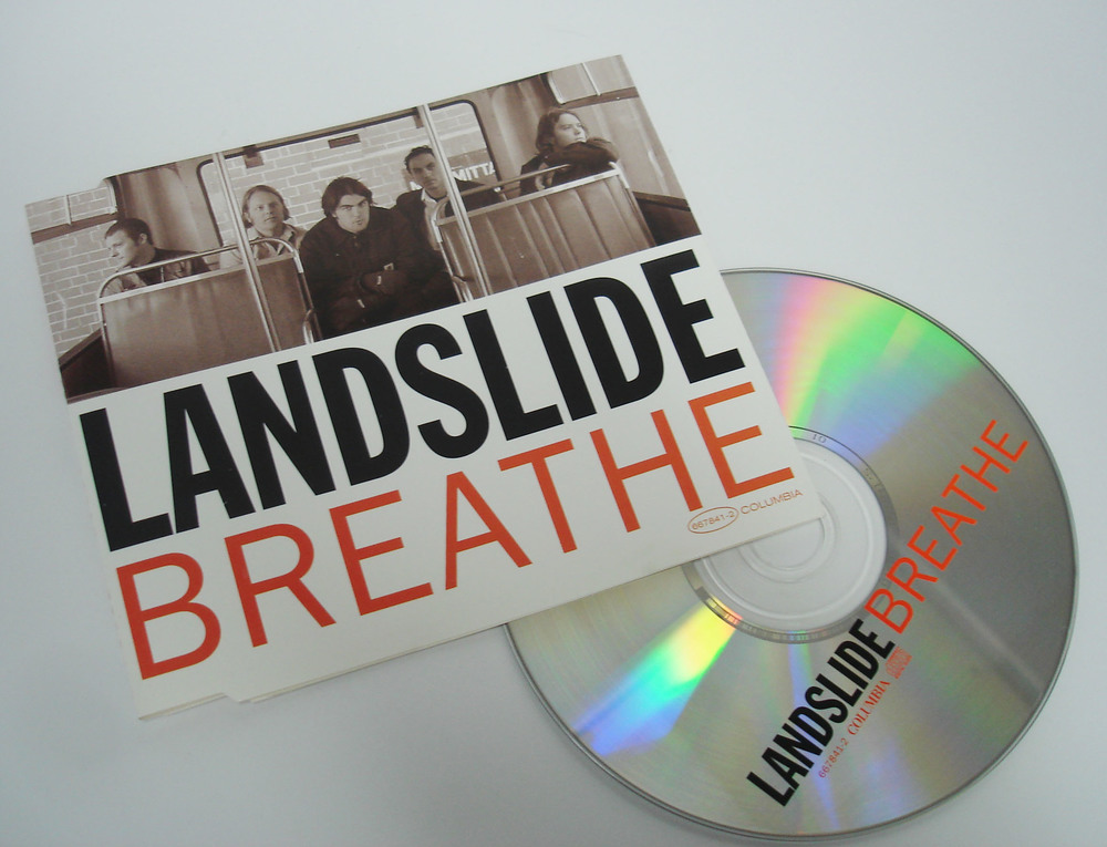 BREATHE - LANDSLIDE - SINGLE