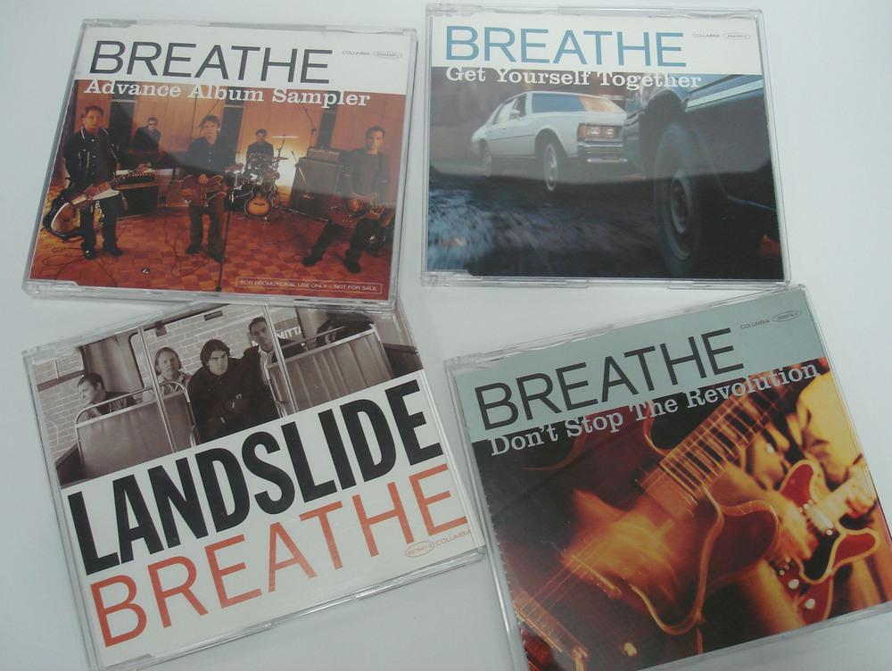 BREATHE -SINGLES
