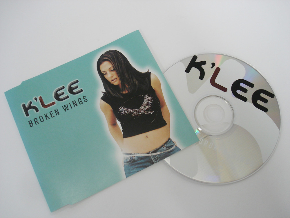 K'LEE - BROKEN WINGS - SINGLE